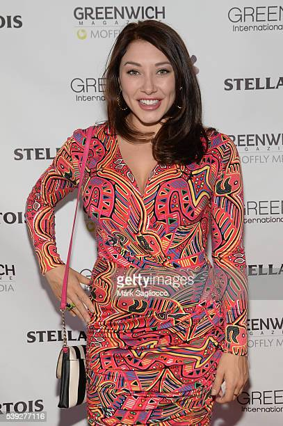 Actress Alexandra Vino attends the 2016 Greenwich International Film Festival Day 2 on June 10 2016 in Greenwich Connecticut