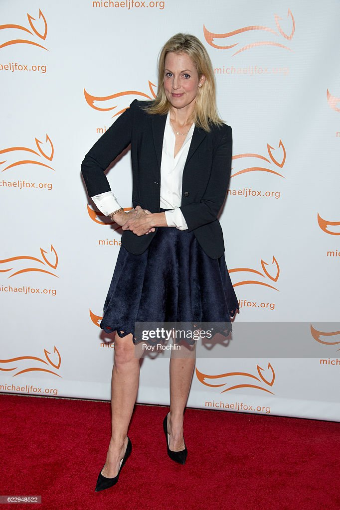Actress Alexandra Wentworth attends the 2016 A Funny Thing Happened On The Way To Cure Parkinson's at The Waldorf=Astoria on November 12, 2016 in New York City.