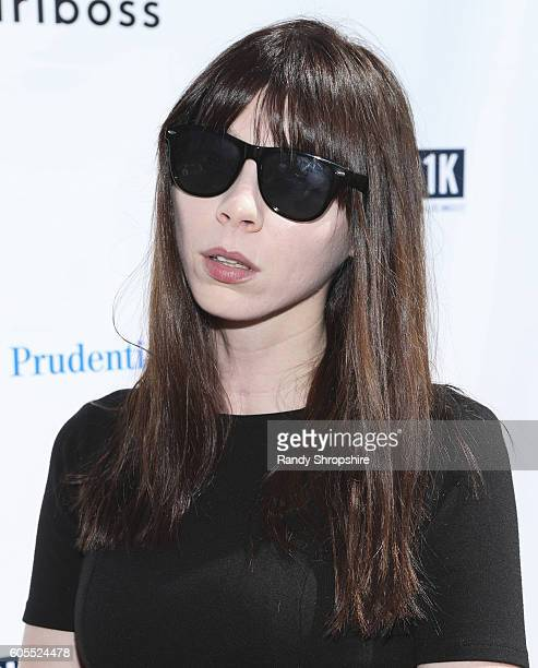 Actress Alexi Wasser attends GirlbossPrudential Brunch at NeueHouse Los Angeles on September 9 2016 in Hollywood California