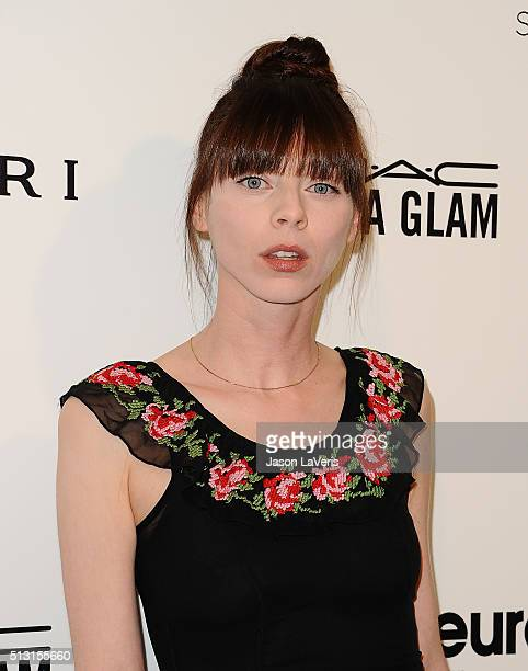 Actress Alexi Wasser attends the 24th annual Elton John AIDS Foundation's Oscar viewing party on February 28 2016 in West Hollywood California