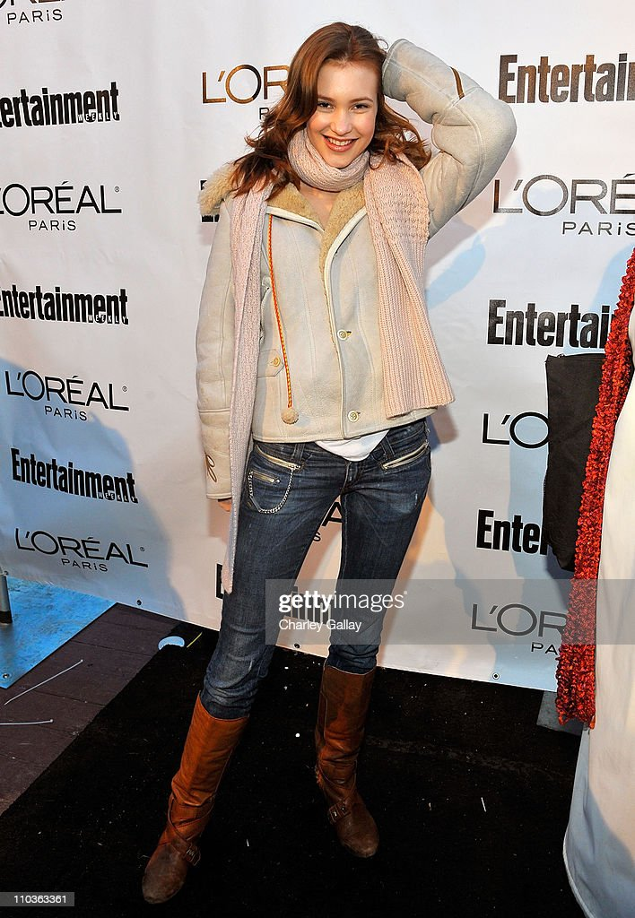 2009 Sundance Film Festival - Entertainment Weekly WOW Party