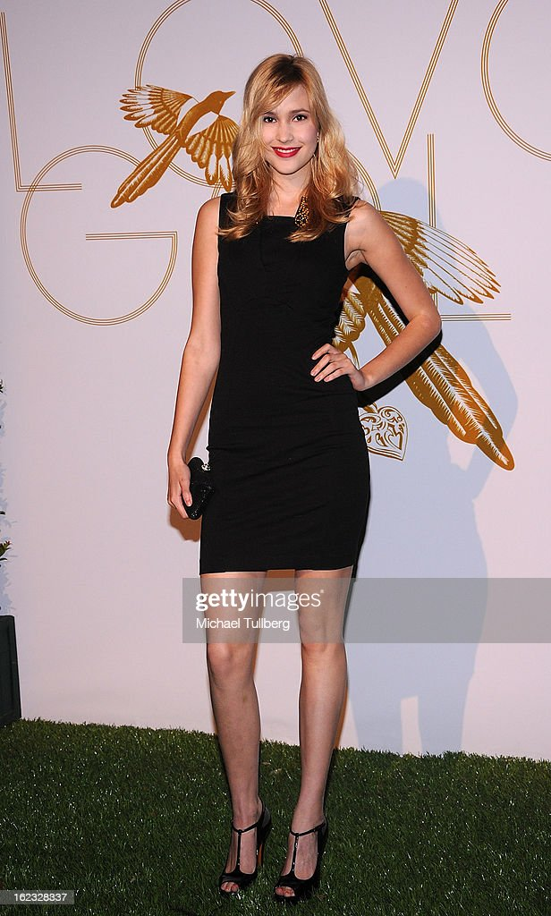 LOVEGOLD Cocktails In Honor of Fred Leighton - Arrivals