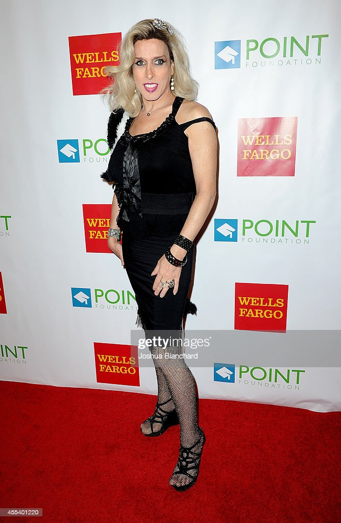 Point Foundation's Voices On Point Gala : News Photo