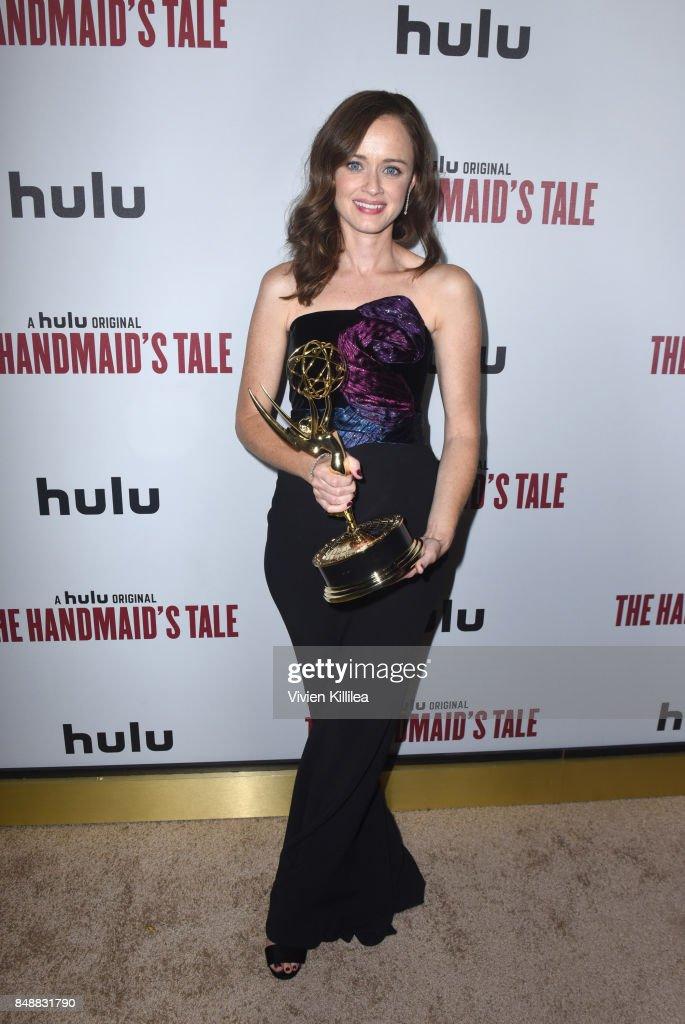 Hulu's 2017 Emmy After Party : News Photo