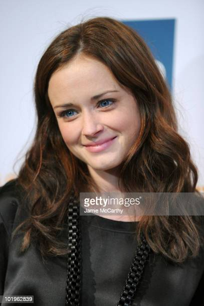 Actress Alexis Bledel attends the 9th annual Jed Foundation Infinite Possibilities Gala at Gustavino's on June 10 2010 in New York City