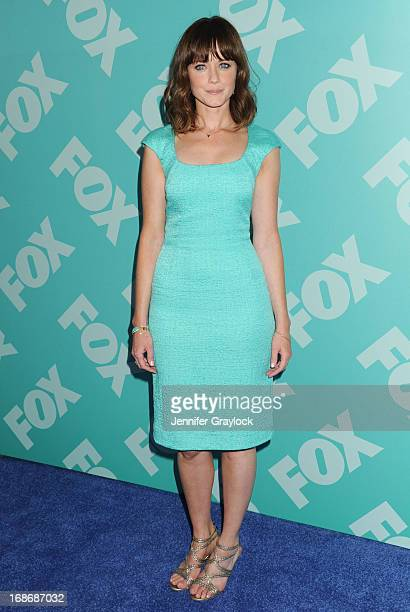 Actress Alexis Bledel attends the FOX 2103 Programming Presentation PostParty at Wollman Rink in Central Park on May 13 2013 in New York City