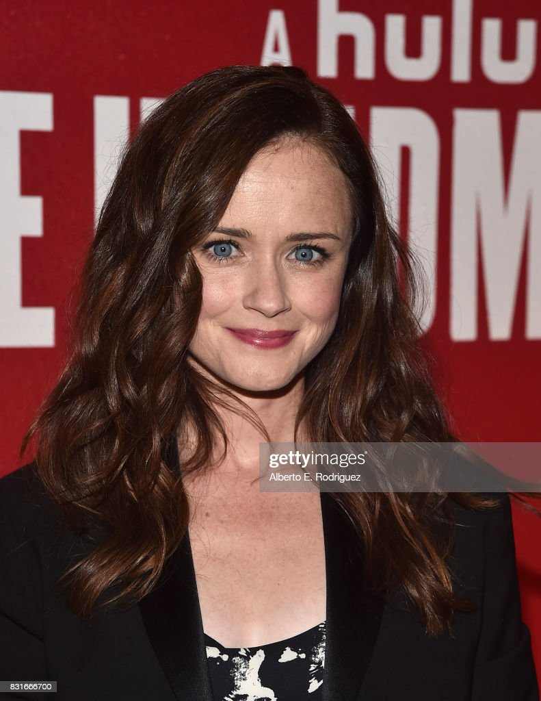 Actress Alexis Bledel attends the FYC event for Hulu's 'The Handmaid's Tale' at the DGA Theater on August 14, 2017 in Los Angeles, California.