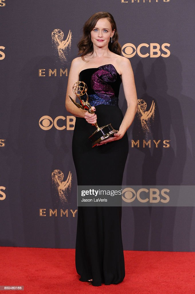 69th Annual Primetime Emmy Awards - Press Room : News Photo