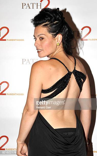 Actress Alexis Iacono arrives for the Path 2 Parenthood Annual Gala Honoring Alice Evans And Ioan Gruffudd held at Four Seasons Hotel Los Angeles at...