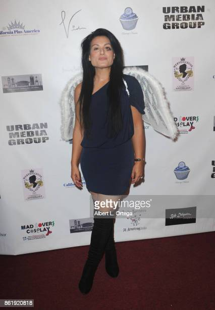 Actress Alexis Iacono attends Halloween Hotness 4 Heating Up For The Cure held at American Legion Hall on October 15 2017 in Los Angeles California
