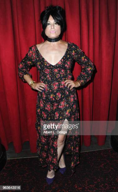Actress Alexis Iacono attends the 40th Anniversary Screening Of 'The Deer Hunter' held at Ahrya Fine Arts Movie Theater on May 29 2018 in Beverly...