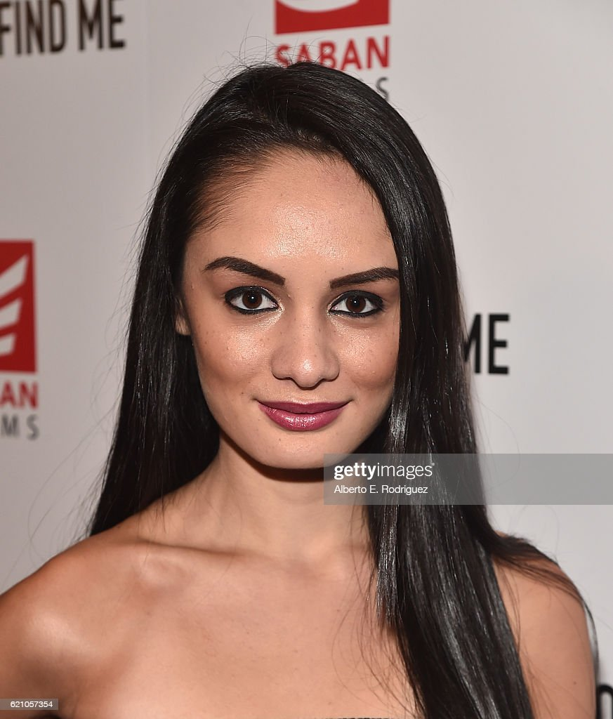 "Premiere Of Saban Films' ""Come And Find Me"" - Red Carpet : News Photo"