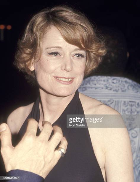 Actress Alexis Smith attends The Fabulous 40s Gala to Benefit The Phoenix House on June 5 1972 at Roseland in New York City