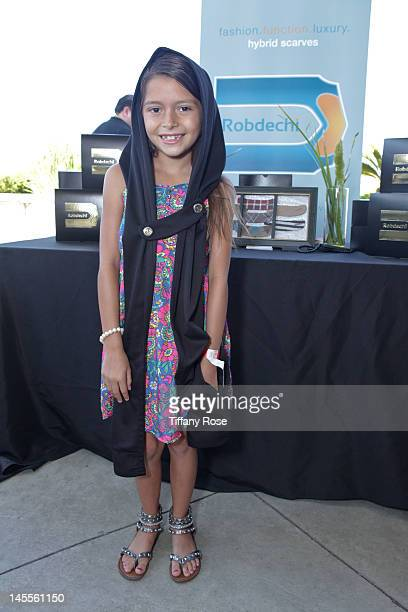 Actress Alexys Nycole Sanchez attends GBK Gift Lounge In Honor of The MTV Movie Award Nominees And Presenters Day 1 at L'Ermitage Beverly Hills Hotel...