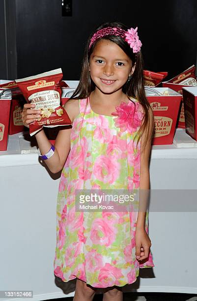 Actress Alexys Nycole Sanchez attends Kari Feinstein MTV Movie Awards Style Lounge at W Hollywood on June 2 2011 in Hollywood California