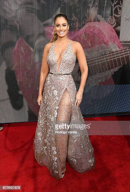 Actress Aleyda Ortiz attends The 17th Annual Latin Grammy Awards at TMobile Arena on November 17 2016 in Las Vegas Nevada
