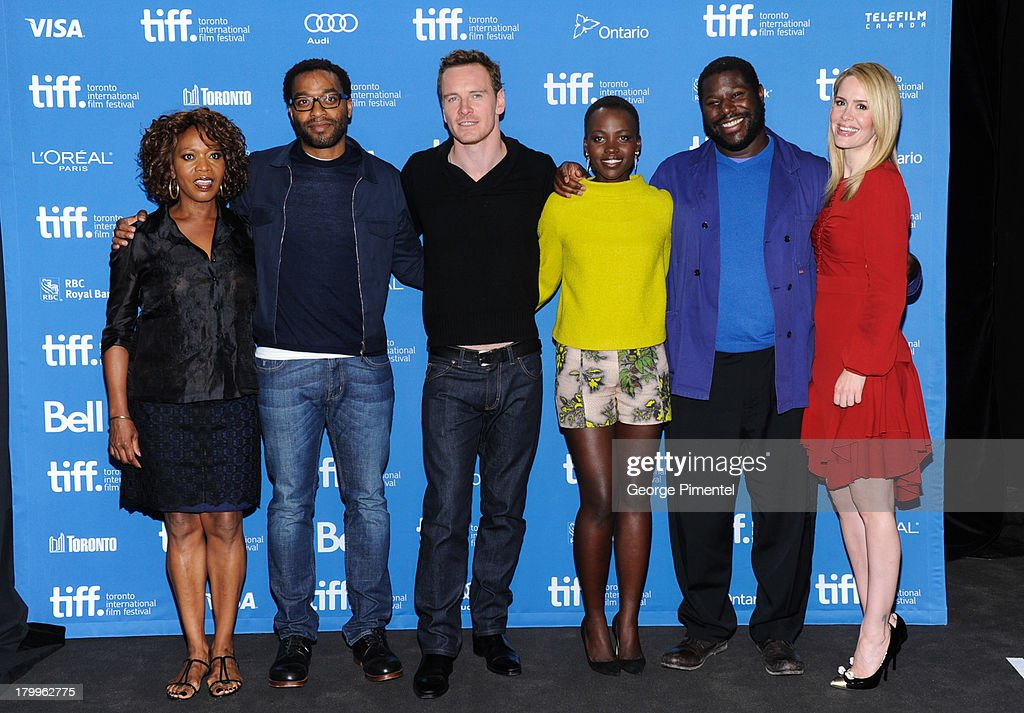 """12 Years A Slave"" Press Conference - 2013 Toronto International Film Festival"