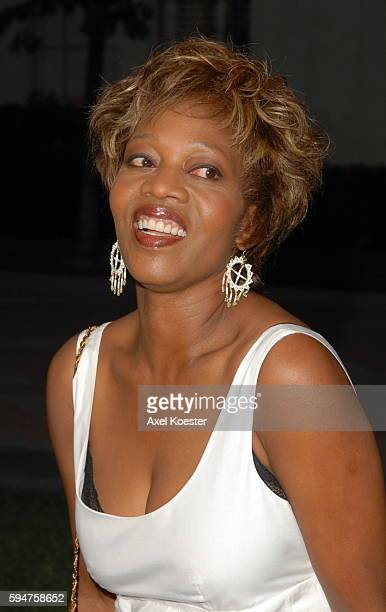 Actress Alfre Woodard arrives to the Los Angeles premiere of HBO's 'Bury My Heart at Wounded Knee' at the Paramount Theater