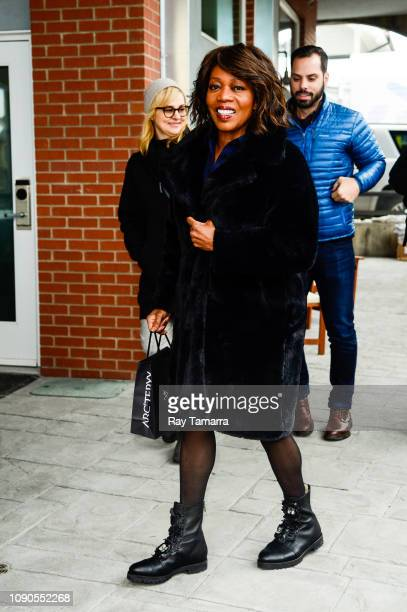 Actress Alfre Woodard attends the 2019 Sundance Film Festival on January 27 2019 in Park City Utah