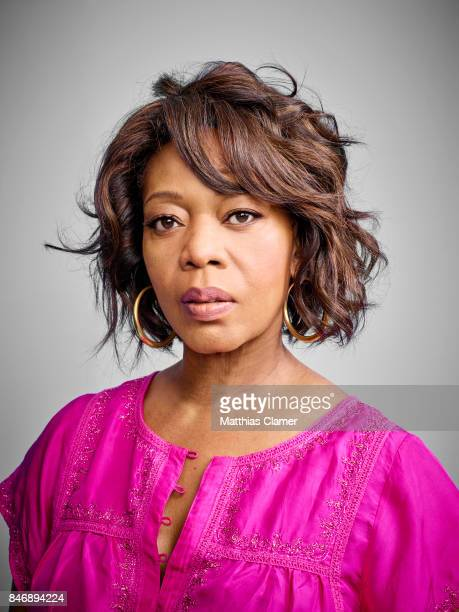 Actress Alfre Woodard from 'Marvels Luke Cage' is photographed for Entertainment Weekly Magazine on July 21 2016 at Comic Con in the Hard Rock Hotel...