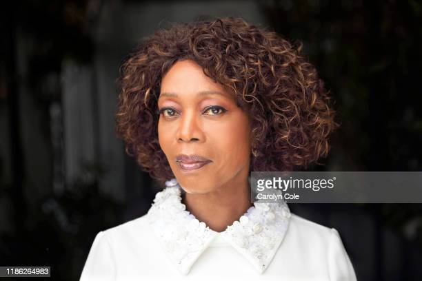Actress Alfre Woodard is photographed for Los Angeles Times on October 16, 2019 in Los Angeles, California. PUBLISHED IMAGE. CREDIT MUST READ:...