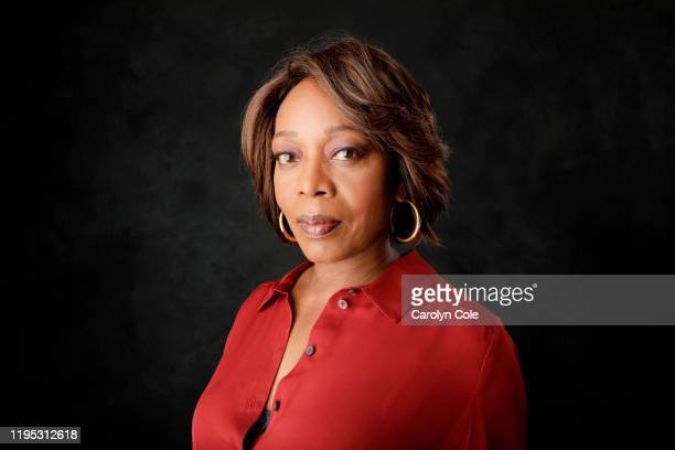 Actress Alfre Woodard is photographed for Los Angeles Times on December 16, 2019 in Los Angeles, California. PUBLISHED IMAGE. CREDIT MUST READ:...