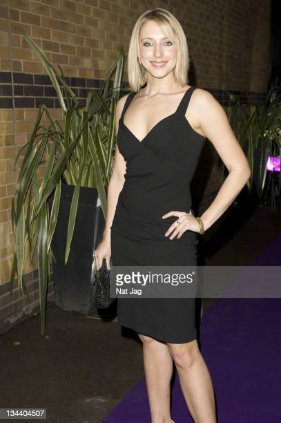 Actress Ali Bastian attends the Aussie Day party at Delfina on January 22 2009 in London England