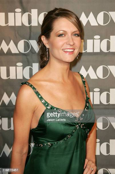 Actress Ali Hillis attends the 16th Annual Movieguide Awards at the Beverly Hilton Hotel on February 12 2008 in Beverly Hills California