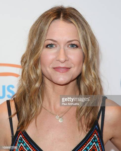 Actress Ali Hillis attends the 2nd annual MBJAM18 presented by Michael B Jordan and Lupus LA at Dave Buster's on July 28 2018 in Los Angeles...