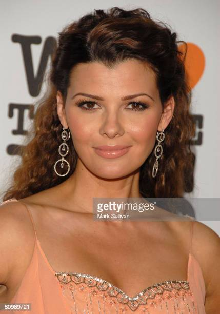 Actress Ali Landry arrives at the 15th Annual Race To Erase MS at the Century Plaza Hotel on May 2, 2008 in Century City, California.