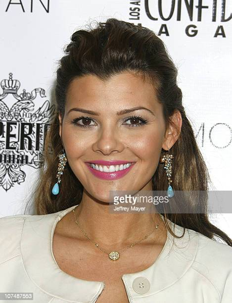 Actress Ali Landry attends Los Angeles Confidential Magazine's preOscar luncheon held on February 22 2008 at the Mondrian Hotel in West Hollywood...