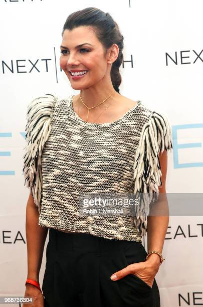 Actress Ali Landry attends NEXT HEALTH grand opening at Westfield Century City on June 6 2018 in Century City California
