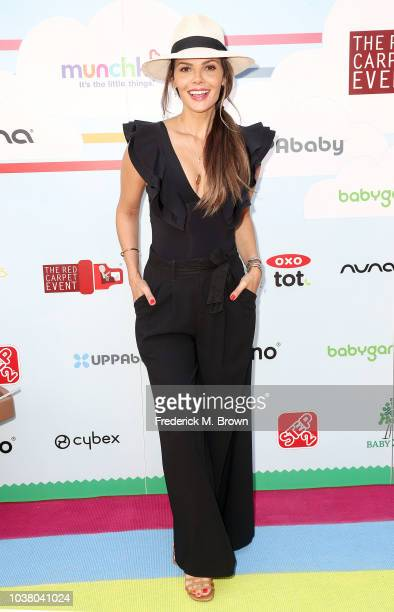 Actress Ali Landry attends Step2 Presents 7th Annual Celebrity Red CARpet Event by New Bloom Media Benefiting Baby 2 Baby at Sony Pictures Studios on...