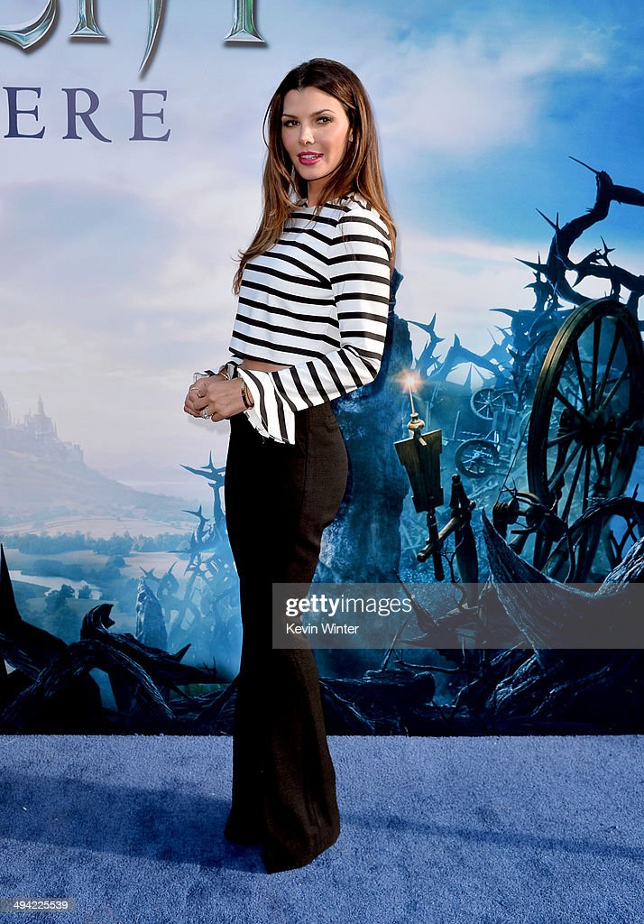 Actress Ali Landry attends the World Premiere of Disney's 'Maleficent' at the El Capitan Theatre on May 28, 2014 in Hollywood, California.