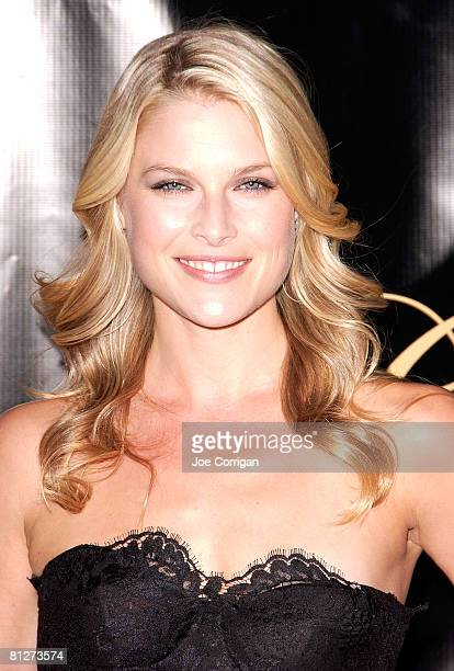 Actress Ali Larter arrives at The 33rd Annual American Women in Radio Television's Gracie Allen Awards held at the Marriott Marquis on May 28 3008 in...