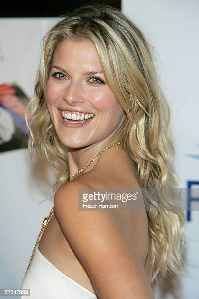 Actress Ali Larter arrives at the AFI FEST presented by Audi opening night gala of Bobby at the Grauman's Chinese Theatre on November 1 2006 in...