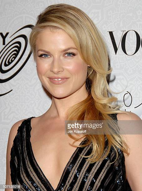 Actress Ali Larter arrives at The Art of Elysium's 3rd Annual BlackTie Charity Gala Heaven at 9900 Wilshire Blvd on January 16 2010 in Beverly Hills...