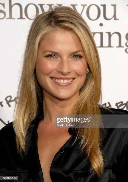 Actress Ali Larter arrives at the Los Angeles Premiere of Zack And Miri Make A Porno at the Grauman's Chinese Theater on October 20 2008 in Hollywood...