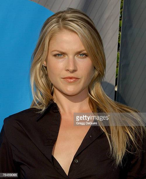 Actress Ali Larter arrives at the 'NBC TCA Party' at the Beverly Hills Hilton Hotel on July 17 2007 in Beverly Hills California