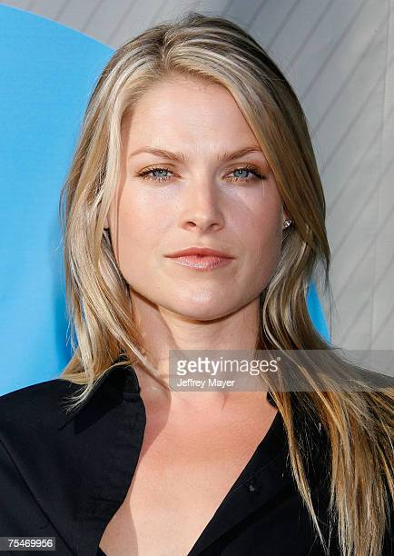 Actress Ali Larter arrives at the 'NBC TCA Party' at the Beverly Hilton Hotel on July 17 2007 in Beverly Hills California