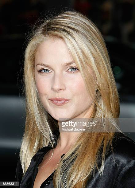 Actress Ali Larter arrives at the premiere of Weinstein Company's Zack and Mira Make A Porno at Grauman's Chinese Theater on October 20 2008 in Los...