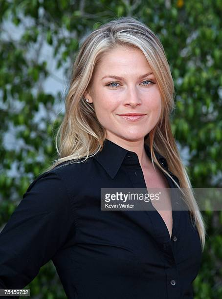 Actress Ali Larter arrives to the NBC AllStar Party held during the 2007 Summer Television Critics Association Press Tour at the Beverly Hilton hotel...