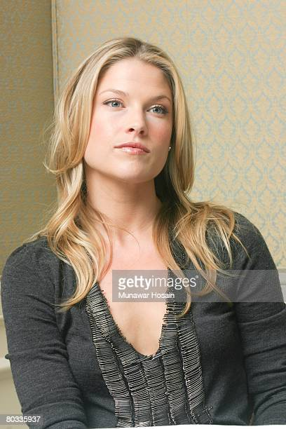 Actress Ali Larter at the Four Seasons Hotel in Beverly Hills California on October 12th 2007 Reproduction by American tabloids is absolutely...