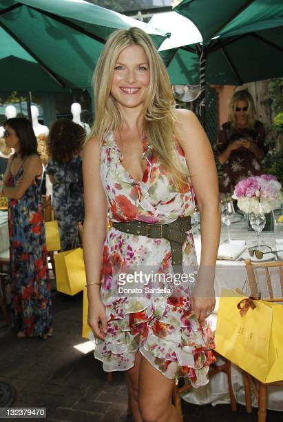 Actress Ali Larter attends Jo De Mer Lunch Hosted By Alexandra von Furstenberg at Il Cielo on June 30, 2011 in Beverly Hills, California.