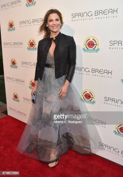 Actress Ali Larter attends the City Year Los Angeles Spring Break on May 6 2017 in Los Angeles California