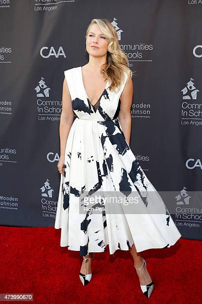 Actress Ali Larter attends the Communities In Schools Of Los Angeles Annual Gala on May 18 2015 in Pacific Palisades California