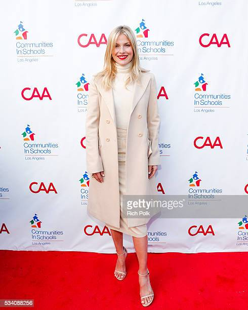 Actress Ali Larter attends the communities in schools of Los Angeles annual gala on May 24 2016 in Los Angeles California
