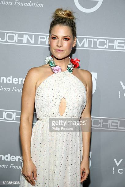 Actress Ali Larter attends the Fifth Annual Baby2Baby Gala Presented By John Paul Mitchell Systems at 3LABS on November 12 2016 in Culver City...
