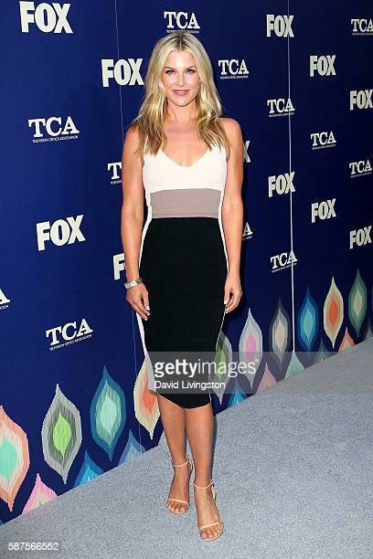 Actress Ali Larter attends the FOX Summer TCA Press Tour on August 8 2016 in Los Angeles California