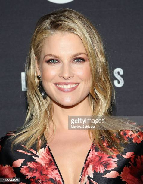Actress Ali Larter attends the 'Legends' Series Premiere at Tribeca Grand Screening Room on August 5 2014 in New York City